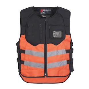 Alpinestars Stealth Vest (Color: Orange / Size: SM-MD) 505424