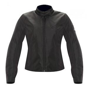 Alpinestars Stella Paradise Air Jacket (Color: Black / Size: MD) 818833