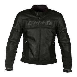 Dainese Air-Frame Textile Jacket (Color: Black/Black / Size: 46) 726037
