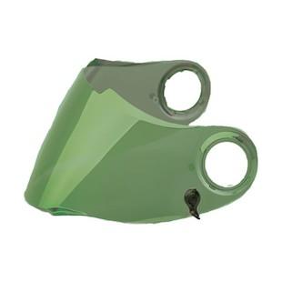 Scorpion EXO-1100/500 Face Shield (Color: Green Mirror) 828858