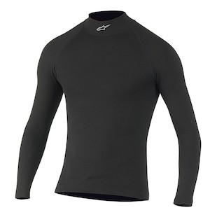 Alpinestars Winter Tech Performance Top [Size XS/SM Only] (Color: Black / Size: XS-SM) 534676
