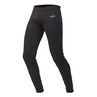 Alpinestars Thermal Tech Bottoms (Color: Black / Size: XL) 439453