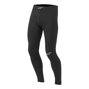 Alpinestars Winter Tech Performance Bottom [Size XS/SM Only] (Color: Black / Size: XS-SM) 534679