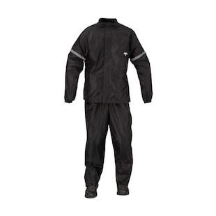 Nelson Rigg Weatherpro Rain Suit (Color: Black/Black / Size: MD) 829167