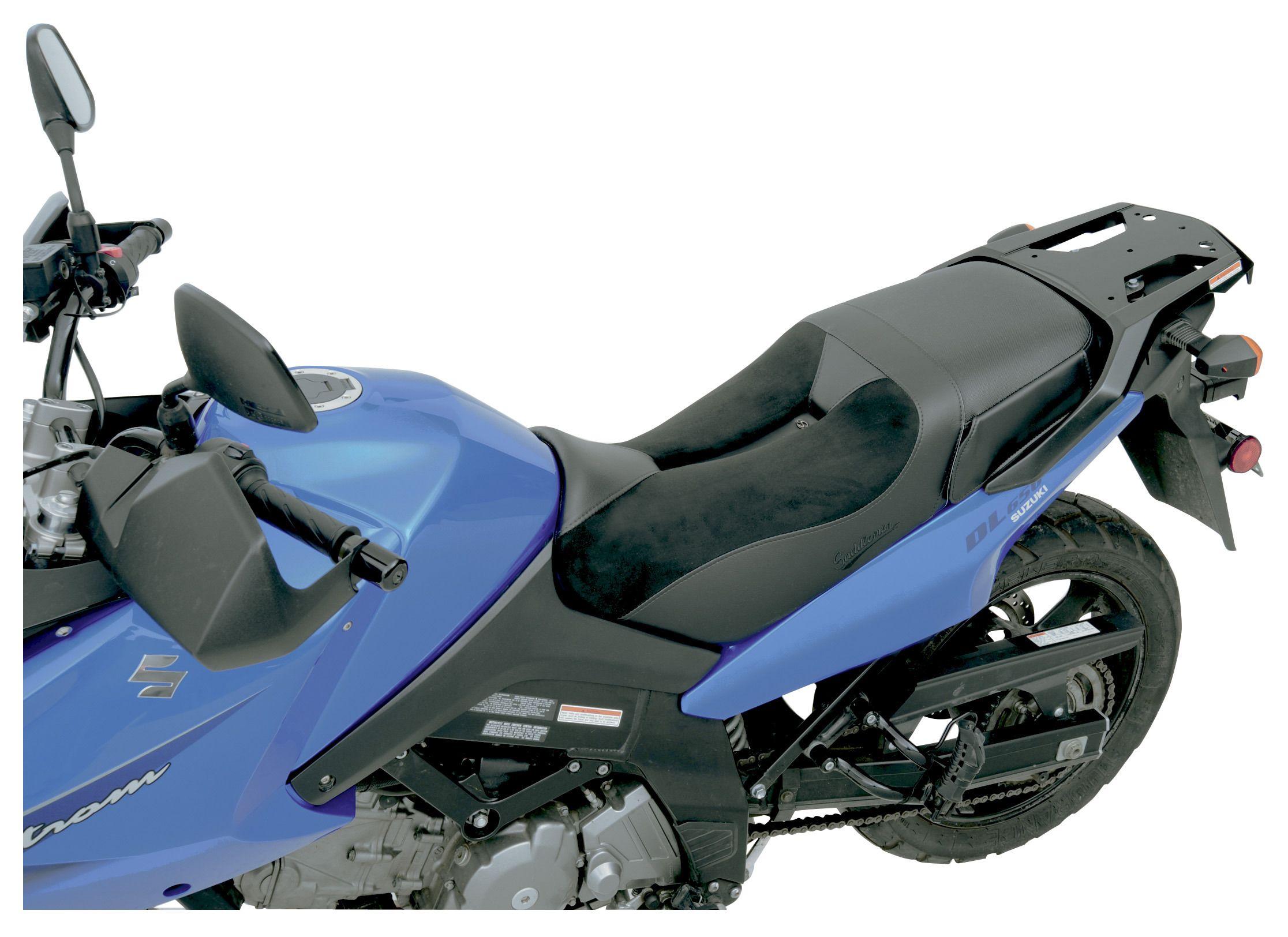 Tremendous Saddlemen Adventure Track Seat Suzuki V Strom 650 1000 Gamerscity Chair Design For Home Gamerscityorg