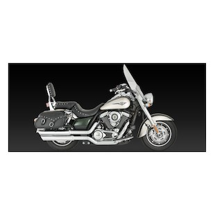Vance & Hines Big Shots Staggered Exhaust Kawasaki Vulcan VN1700 2009-2013 (Finish: Chrome) 832372