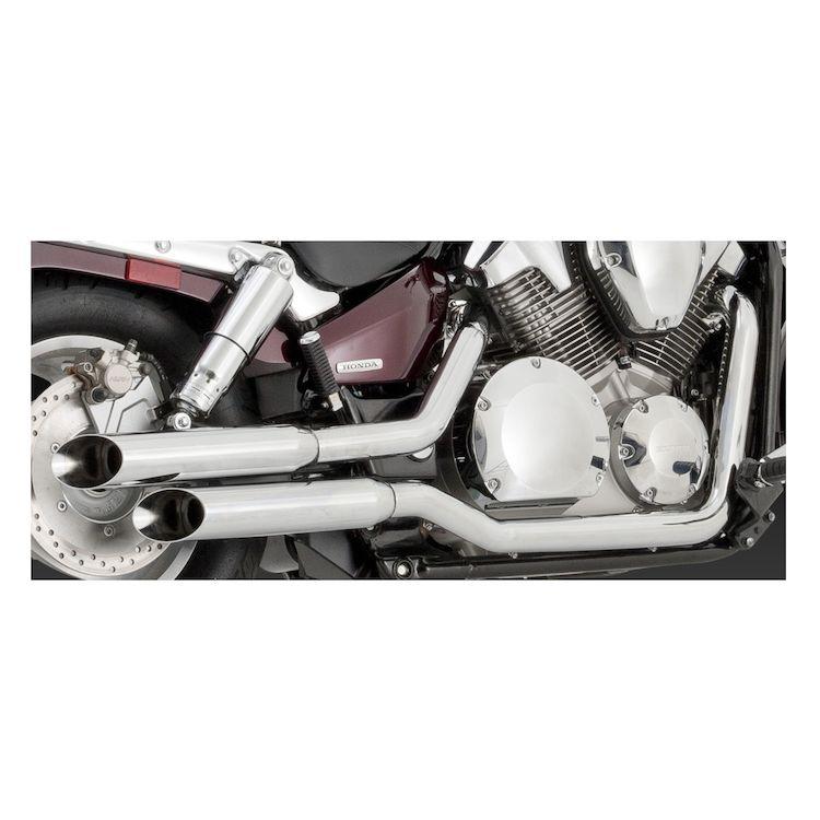 Vance & Hines Cruzers Exhaust Honda VTX1300R/C/S 2003-2009