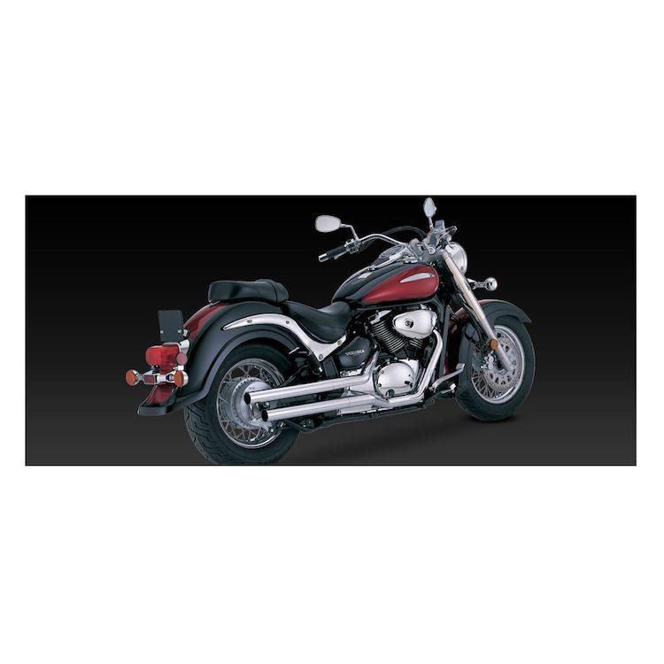 Vance & Hines Straightshots Original Exhaust Suzuki Intruder Volusia VL800 / Boulevard C50/M50 2001-2008