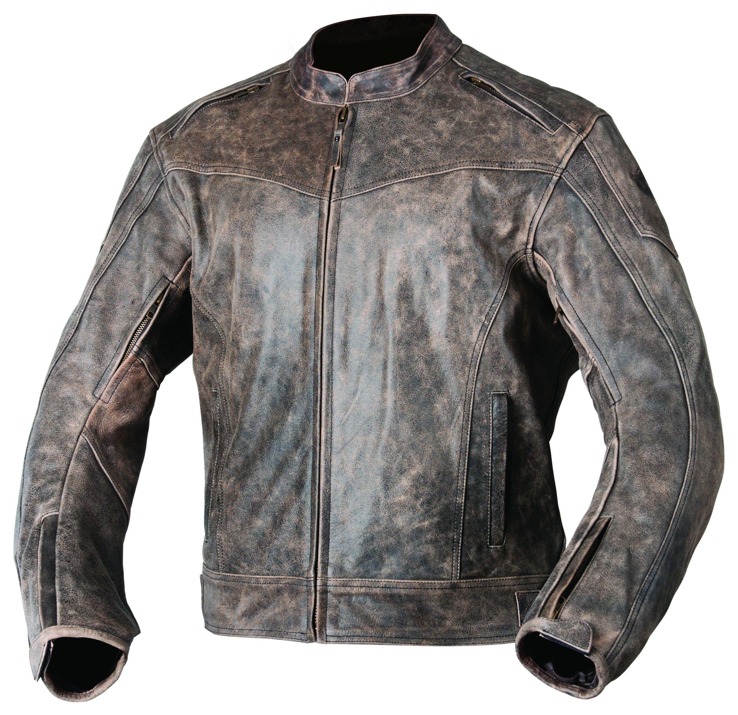 Vintage Leather Jacket >> Agv Sport Element Vintage Leather Jacket
