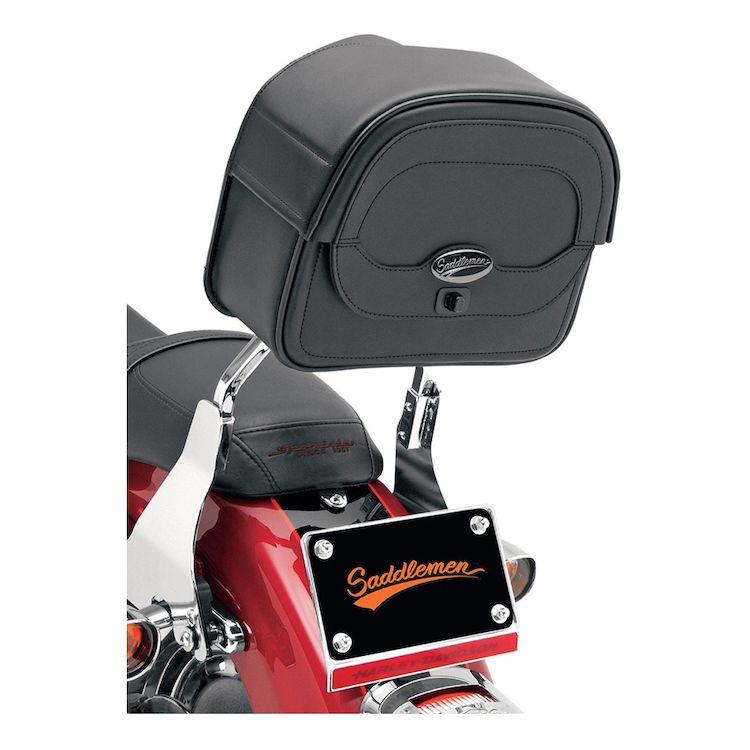 Saddlemen Express Cruis'n Sissy Bar Bag - Large