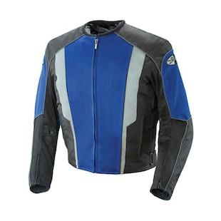 Joe Rocket Phoenix 5.0 Jacket (Color: Blue/Black / Size: LG) 373045