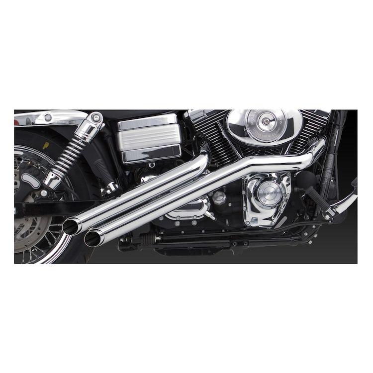 Vance & Hines Sideshots Exhaust For Harley