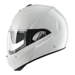 Shark Evoline 3 ST Helmet - Solid Colors (Color: White / Size: XS) 836039