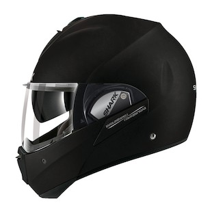 Shark Evoline 3 ST Helmet - Solid Colors (Color: Matte Black / Size: LG) 836052