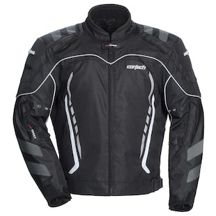 Cortech GX Sport 3.0 Jacket (Color: Black/Black / Size: 3XL)