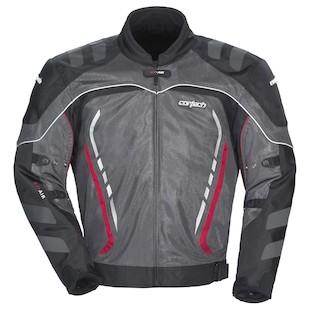 Cortech GX Sport Air 3.0 Mesh Jacket (Color: Gunmetal / Size: 3XL)