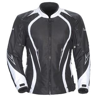 Cortech LRX Series 3.0 Women's Jacket (Color: Black / Size: XL) 839319