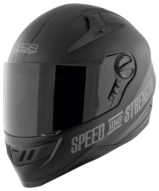 Speed And Strength Ss3000 Lightspeed Helmet Cycle Gear
