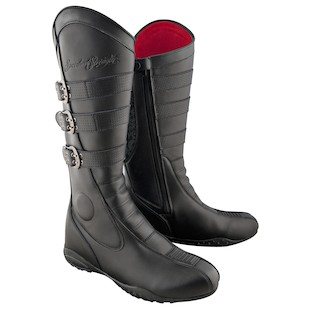 Speed and Strength Motolisa Women's Boots (Color: Black / Size: W7) 838696