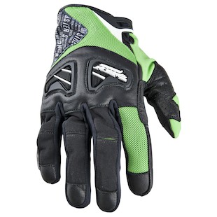 Speed and Strength Run with the Bulls Gloves (Color: Green / Size: LG) 838767