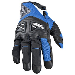 Speed and Strength Run with the Bulls Gloves (Color: Blue / Size: MD) 838761