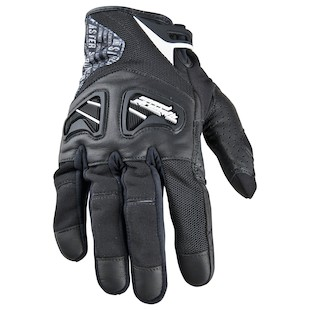 Speed and Strength Run with the Bulls Gloves (Color: Black / Size: MD) 838746