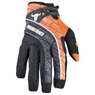 Speed and Strength Lunatic Fringe Gloves (Color: Orange / Size: MD) 838786