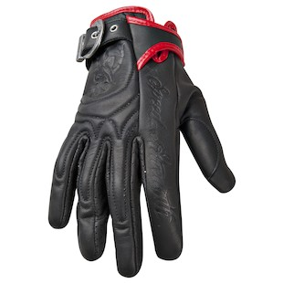 Speed and Strength Motolisa Women's Gloves (Color: Black / Size: WXL) 838802