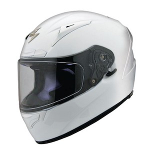 Scorpion EXO-R2000 Bautista Motorcycle Helmet Neon Red/White XL 288207612