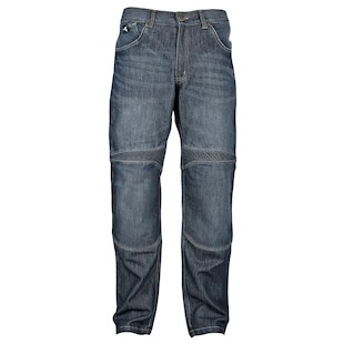 Speed and Strength Rage with the Machine Jeans (Color: Blue / Size: 32X32) 838969