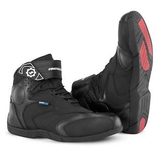 Firstgear Kili Lo WP Boots (Color: Black / Size: 12) 839914