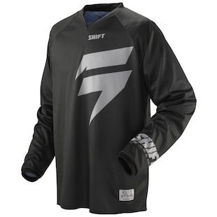 Shift Recon Jersey (Color: Black / Size: 2XL)