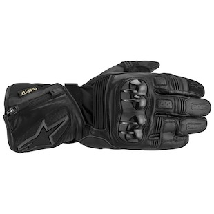 Alpinestars Tech Road Gore-Tex Gloves (Color: Black / Size: MD) 843936