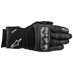 Alpinestars Polar Gore-Tex Gloves (SM) (Color: Black / Size: MD) 844330