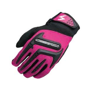 Scorpion Skrub Women's Gloves (Color: Pink / Size: XS) 841060