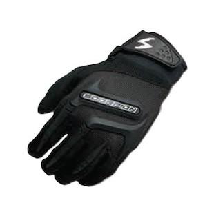 Scorpion Skrub Women's Gloves (Color: Black / Size: LG) 841053