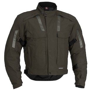 Firstgear Kenya Jacket (Size XL Only) (Color: Olive / Size: XL) 839802