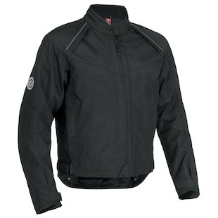 Firstgear Rush Tex Jacket (Color: Black / Size: 2XL (Tall)) 839808