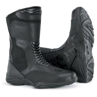 Firstgear Mesh Hi Boots (Color: Black / Size: 11) 839908