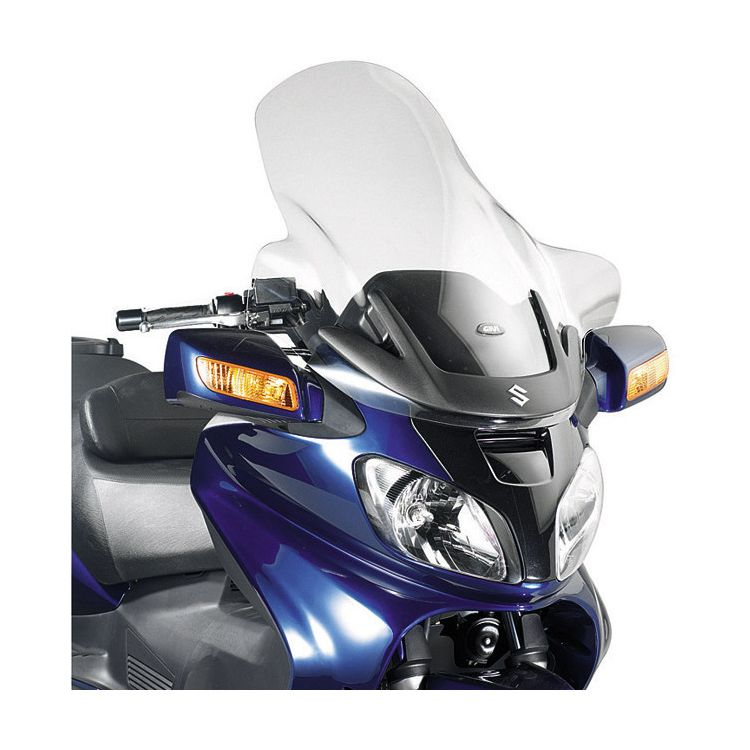 With Electric Windscreen