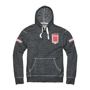 Icon Shangri-la Hoody (Color: Grey / Size: LG) 822834