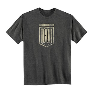 Icon 1000 Crest T-Shirt (Color: Grey / Size: 2XL) 822770