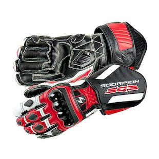Scorpion SG3 Gloves (Color: Red / Size: 3XL) 841013
