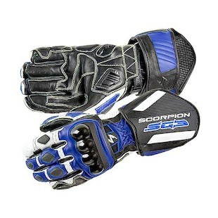 Scorpion SG3 Gloves (Color: Blue / Size: MD) 841015