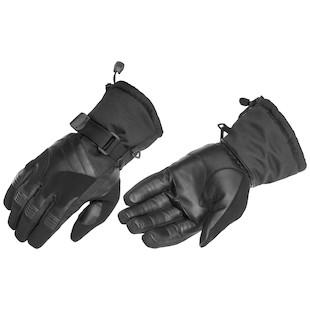 River Road Chevron Gloves (Color: Black / Size: SM) 840546