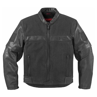 Icon 1000 Outsider Jacket (Color: Black / Size: LG) 847190