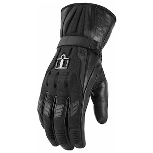 Icon Device Touchscreen Gloves (Color: Black / Size: 4XL) 847446