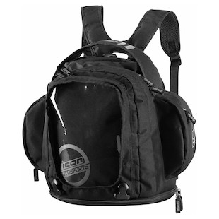 Icon Urban Tank Bag (Color: Black) 847502