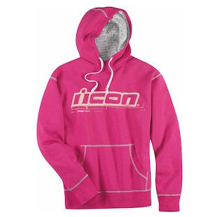 Icon County Women's Hoody (Size XS Only) (Color: Pink / Size: XS) 764749