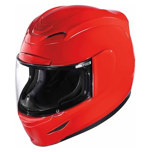 Icon Airmada Helmet - Closeout (Color: Red / Size: XL) 847745